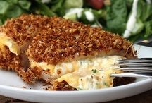 RECIPES-Lunch & Dinner Entrees / by Courtney Line