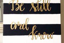 Inspiring Quotes/Verses / by Amanda Reedy