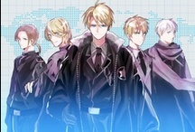 Hetalia : The World / - All... Any... Just one or more. -