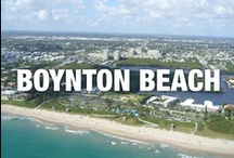 """Boynton Beach / Known as the """"Gateway to Gulfstream,"""" Boynton Beach is an up-and-coming area to some, while home to others for years."""