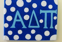 we live for each other <> / UVA Alpha Delta Pi AC '12  / by Sarah Crain