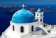 Greece / Athens / Santorini / by Tahnia Roberts