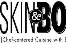 SKIN & BONES / Catersource's The Art of Catering Food | Denver | 7.23.12 | City Hall Amphitheatre