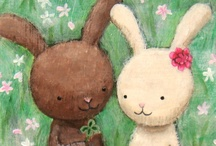 Bunny Rabbits / Those cute fluffy things with big ears that have a tendency to be rascally!  ...or so it's been said!  ;D