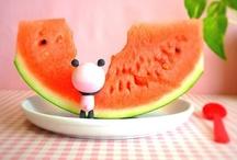 Culinary Art / Cute food pics. :)