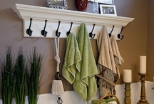 Master Bathroom Inspirations / by Courtney Line