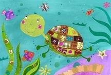 Turtles & Frogs