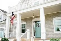 Curb Appeal & House Exterior Ideas