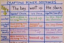 5th Grade Writing - Unit 1 Sentences/Paragraphs  / by Courtney Line