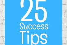 25 Success Tips / To celebrate my 25 years in business I created a series of my top 25 career success tips.  You will find them on this board.