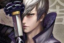 Art : Anime & Games / Various ...