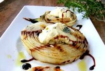 Food - Onion Recipes / by My Soul