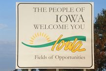 This is Iowa, USA  / by Jennifer P