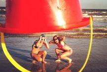 The Vault / Beach trip 2014!
