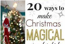 Kerstmis! / Bord gevuld met leuke kerstige foto's! Tips, kortingscodes, activiteiten voor de kids en nog veel meer!