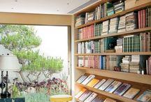 Inspiration - Bookshelves