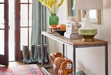 Foyers & Entryways / A collection of show stopping foyers and entryways.