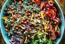 S a l a d Ⓥ / A salad is not a meal - it is a style