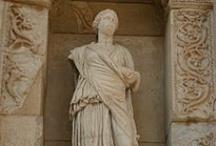 Philo-Sophia / Philosophy as philo-sophia, or, literally, the love of Wisdom.  / by Darren Denton
