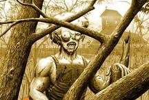 Horror ~ Favourite Books / by Darren Denton