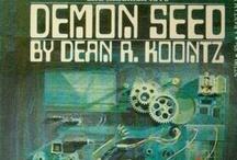 Not Horror, but Like Horror  / Although I've said a million times that I'm not a horror writer, I do like horror. - Dean Koontz  / by Darren Denton