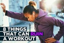 Exercise Tips!