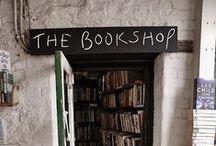 Libraries & Bookshops / by Sul Romanzo Agenzia Letteraria