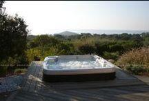 Bien-être : spa, sauna & hammam / Aquilus Spas s'occupe de votre bien-être en créant un espace détente chez vous. www.aquilus-spas.com