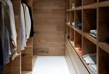 Interior Timber Finishes / Timber forms and materials as interior architecture...
