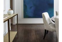 Aspirational Wood Flooring / Natural wood floorboards. Our own and others.