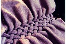 Blivande projekt Textil