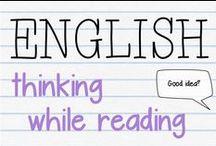 ENGLISH - reading and thinking