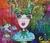 Dylusions and More / Crafts inspired by Dyan Reaveley or using Dylusions Products.