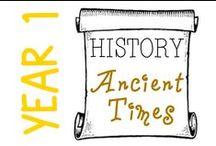 HISTORY - ancient world