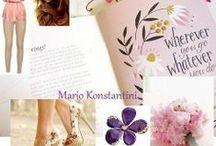Λουλούδια Flowers / Χειροποίητα Κοσμήματα Mario Konstantini -  Jewelry