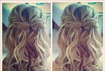 Hair styles/ups