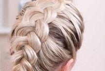 French braid styles / Stylish, easy, versatile