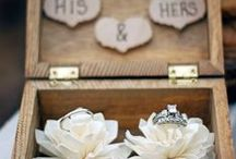 Natural / Rustic Wedding / Ideas and Inspiration for a Rustic Themed or Natural Designed Wedding