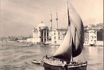 ESKİ İSTANBUL / İstanbulun arşiv resimleri  / by H.Selcuk Corakay