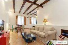 Apartments in Barcelona / Vacation rental apartments in Madrid, the capital of Spain. Visit Madrid and feel like home in our beautiful and very well located apartments. Enjoy your holiday like a local, for much less than a hotel room.