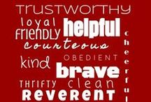 Scout Sayings