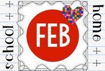 Seasonal - February / Seasonal resources for teachers and homeschoolers - February: Winter, Valentine's Day, Carnevale, Presidents' Day, ...