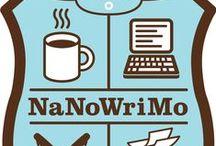 NaNoWriMo 2015 / Mon défi d'utiliser le NaNoWriMo pour écrire mon prochain roman !