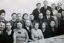 "USSR. Reporters. ""Kazakhstanskaya Pravda"". 1980s."