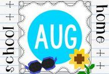 Seasonal - August