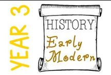 HISTORY - Early Modern