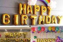 Traktaties en feestjes / Alles wat met feestjes en verjaardagen te maken heeft. Uitnodigingen, taart en gebak, traktaties etc.