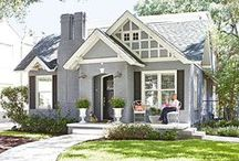 Curb Appeal / ideas that won't break the bank...or your back