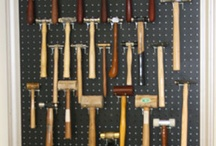 Workshop/Tools / Ideas for setting up my own jewellery studio / by Caroline Jones