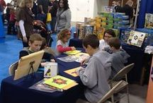 Chicago Toy & Game Fair 2012 / Highlights from our booth at ChiTag 2012.  Thanks to all who came out and played!